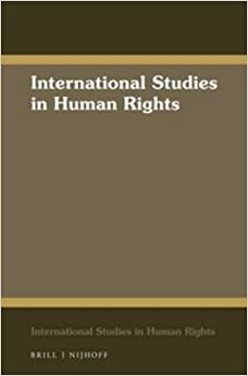 Book Essays on the Developing Law of Human Rights (International Studies in Human Rights)