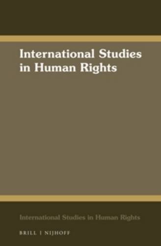 The International Law of Human Rights and States of Exception:With Special Reference to the Travaux Preparatories and Case-Law of the International ... (International Studies in Human Rights)