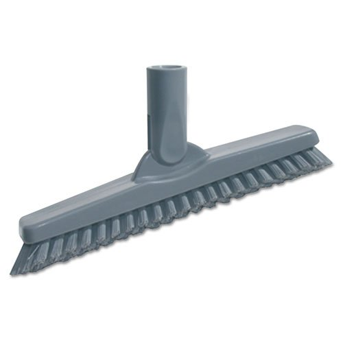 Unger SmartColor Swivel Corner Brush, 8 2/3