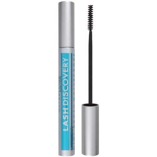 Maybelline New York Lash Discovery Waterproof Mascara, Very Black 361, 0.16 Fluid Ounce (Black Maybelline Lash)