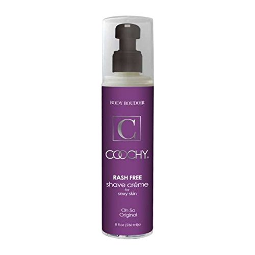 Coochy Shave Creme - Oh So Original 8 Ounce