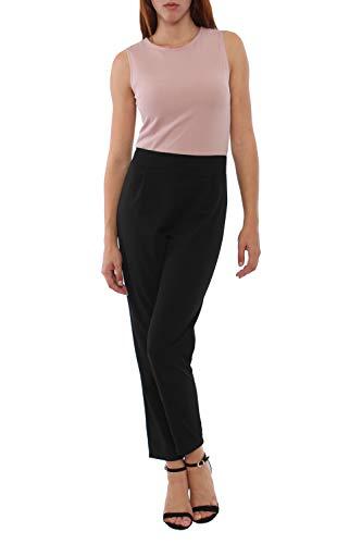 Rose Ao Xl 4tuality Xs Playsuit Noir Combinaison Jumpsuit Taille vnTTqxa1w
