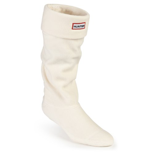 Hunter Fleece Welly Socks Chaussettes EU 31-45 Beige ojrk8J89d