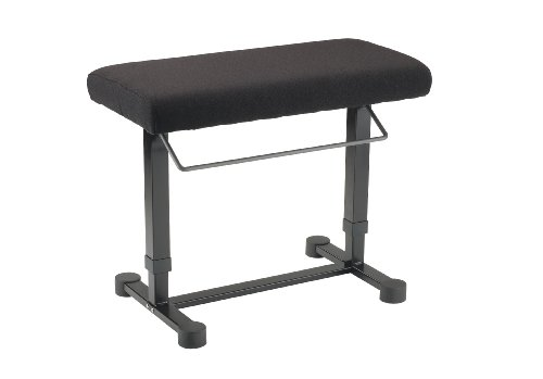 K&M Stands 14081 Keyboard Bench by K&M Stands
