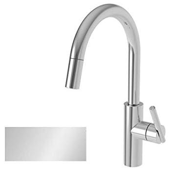 Newport Brass 1500 5103 06 Antique Brass East Linear Kitchen Faucet