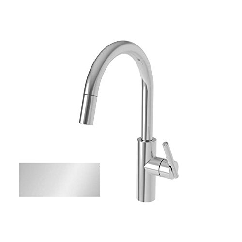 Newport Brass 1500-5113/15 Pull-down Kitchen Faucet Polished Nickel