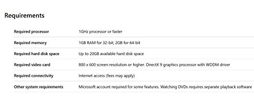 OEM Windows 10 Home  64Bit  1Pack