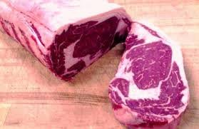 Harris Robinette Aged Ribeye, Natural 100% Grass Fed Beef - Made in the USA - Aged 45 Days - 12oz ()