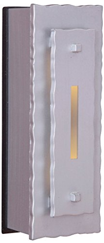 Teiber TB1010-BN Industrial Forged Lighted Touch Button, Bru