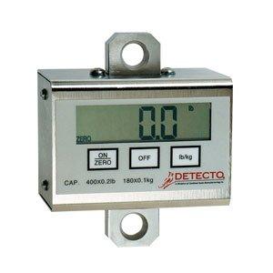 Cardinal Scale-Detecto PL400 Patient Lift Scale 400 Lb X .2 Lb- 182 Kg X.1 Kg