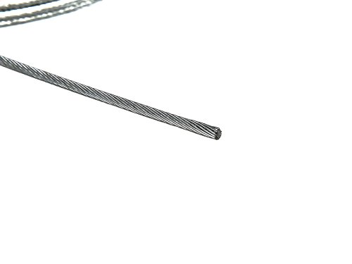 5m lang Hartje Seil /Ø 3,0mm