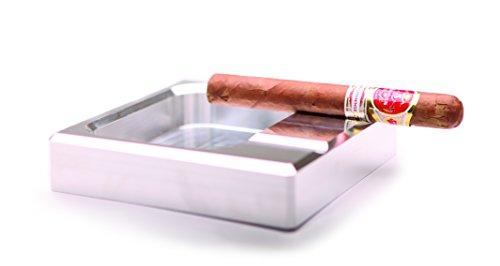 Tantus Premium Cigar Ashtray - Machined Solid Aluminum by Tantus (Image #2)