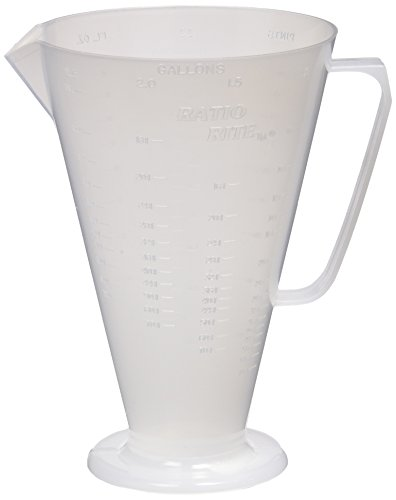 - Ratio-Rite Measuring Cup (does not come with lid)