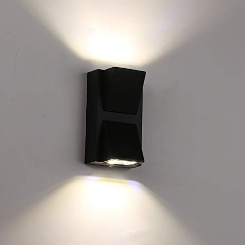 Modern Black Outdoor Lighting in US - 8