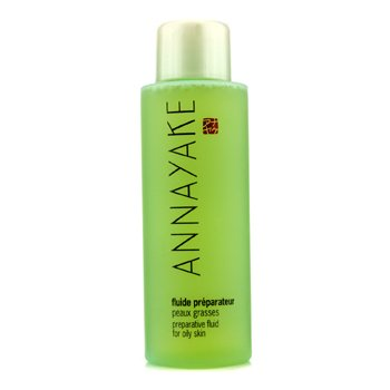 Annayake - Preparative Fluid For Oily Skin - 100ml/3.4oz Neutrogena Exfoliating Blackhead Salicylic Acid Face Scrub, 4.2 oz