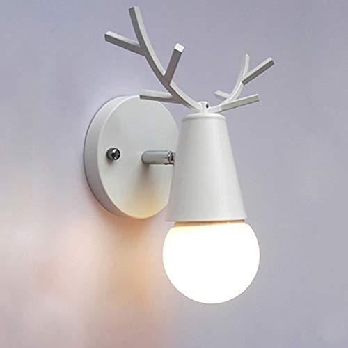 Asflmw Wandlampe Wohnzimmer Schlafzimmer Nachtwandlampe, 5W Dragon Ball Bulb