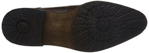Brown Scarpe Dark Stringate Bugatti Uomo 311373011100 Marrone pTwqOR