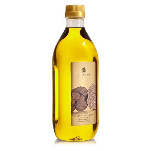 Aceite de oliva virgen extra con aroma de trufa (1 litro) – La Chinata