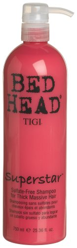 TIGI Bed Head Superstar Sulfate-Free Shampoo, 25.36 Ounce