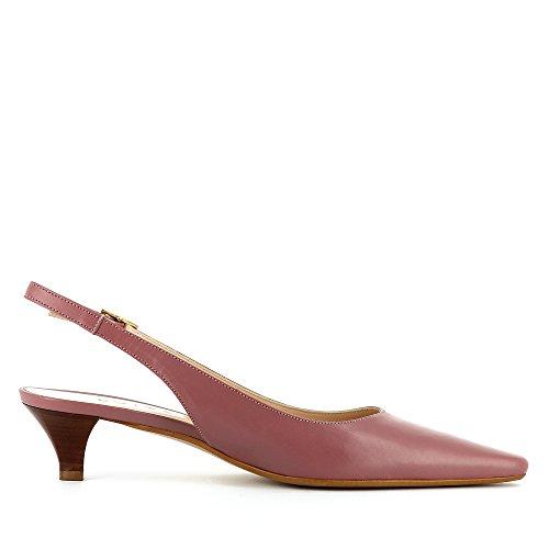 Piel mujer Zapatos Evita Shoes para de altrosa vestir de Lia R7pcqCTaS