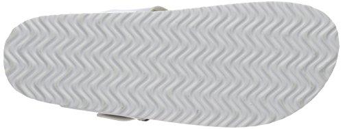 TOM TAILOR Damen 4893401 Espadrilles Weiß (White)