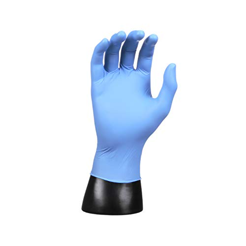 Freeform Cuff - Microflex Freeform EC Nitrile Gloves - Disposable, Extended cuff, Non Stick, Size X Large (pack of 100)