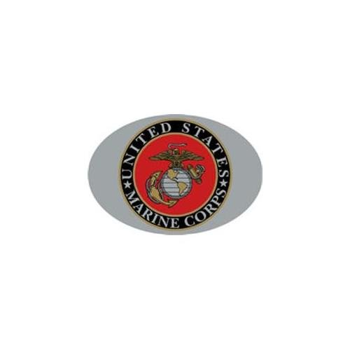 Knockout 711H Marines Symbol Hitch Cover