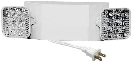 Corded Emergency Light