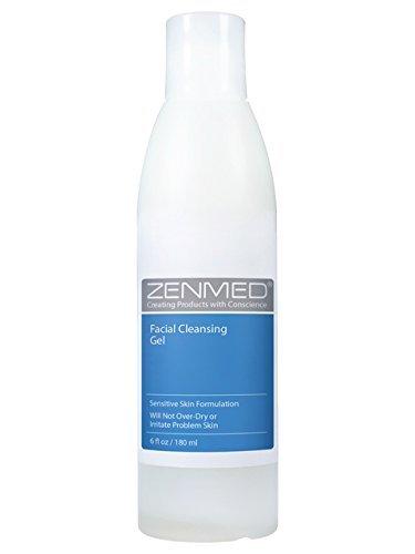 ZENMED Facial Cleansing Gel - 6 oz
