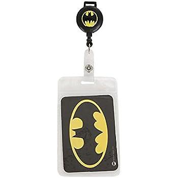 DC Comics BATMAN Retractable Lanyard Badge Holder