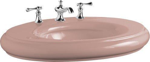 Kohler Revival Console Table Bath Sinks - Pedestal - K2001-1-45 (Bathroom Revival Pedestal Sink)