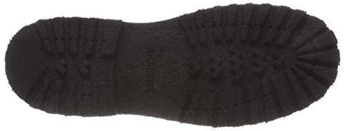 Shabbies Femme Black Amsterdam 0001 Bottes Shs0290 Noir Souples 8v4A78nU