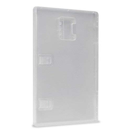 - Replacement Game Case for Switch (Clear) by Mars Device lot of 10