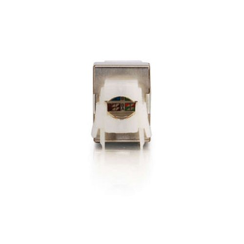 C2G/Cables to Go 03786 Cat5e Metal Shielded Keystone Jack by C2G (Image #3)