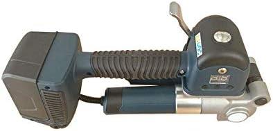 梱包機,ポータブル 省力 簡単操作 電気プラスチック結束機PET溶接ベーラープラスチック鋼結束機ハンドヘルド 業務用 (Size : A)