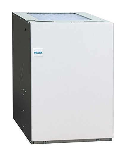 Miller E4EB Series 12KW Electric Furnace for Mobile Homes (Mobile Miller Furnace Home)