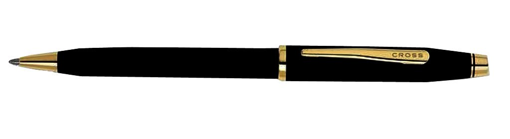 Engraved / Personalized Cross Century II 'Classic Black' Rollerball Pen - Fast Custom Engraving 2504 by Cross (Image #4)