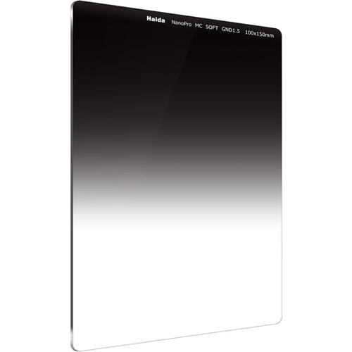 Haida NanoPro 100mm x 150mm MC Soft Grad ND 1.5 5 Stop Optical Glass Filter 100 ND32 Neutral Density HD3711
