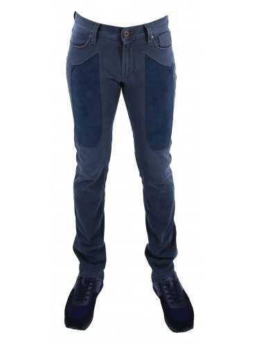17b6088dcb199 Jeckerson Jeans Uomo Denim blu  Amazon.co.uk  Clothing