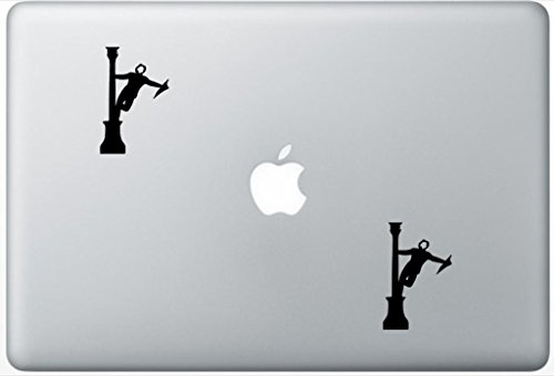 Singing In The Rain FlashDecals1715 Set Of Two (2x) , Decal , Sticker , Laptop , Ipad , Car , Truck