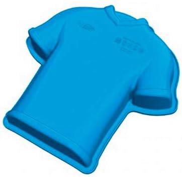 1 Silikomart Camiseta molde: Amazon.es: Hogar