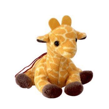 TY Jingle Beanie Baby - TWIGS the Giraffe