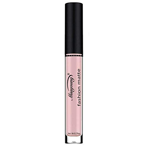 AmyDong Long-lasting Matte Lip Gloss Lipstick, Multi Colored featuring full-pigment lip color with a smooth, ultra-matte Liquid Lipstick