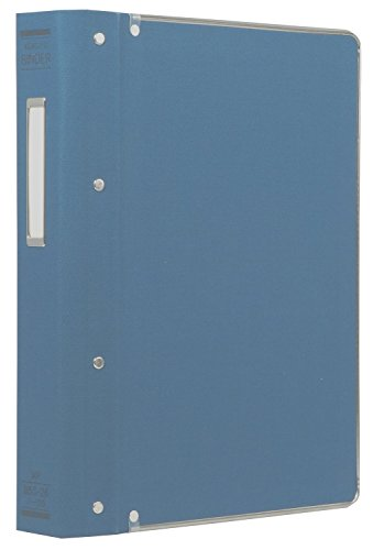 200-blade-120BZ Blue B5 Tatefuchi gold paste Kokuyo color binder MP cloth (japan import)