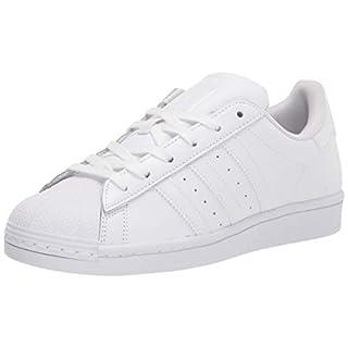 adidas Originals mens Superstar Sneaker, Core White, 12 US