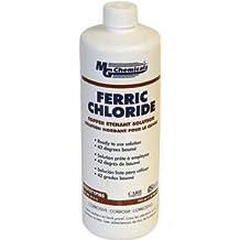 MG Chemicals 415 Ferric Chloride Copper Etchant Solution, 945mL Liquid Bottle