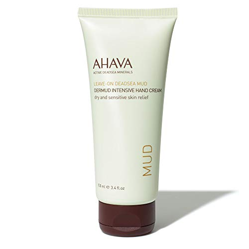 AHAVA Dead Sea Dermud Intensive Hand Cream, 3.4 Fl Oz