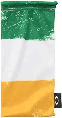 3514c340af6 Oakley Microclear Microbag Sunglass Accessories - Ireland Flag   One Size
