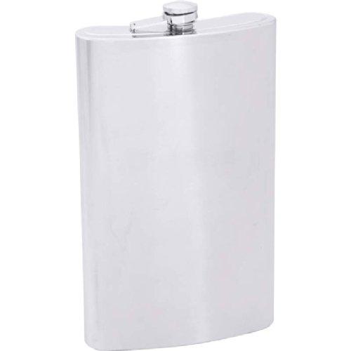 (64oz Jumbo Stainless Steel Flask - KTFLASK64W)