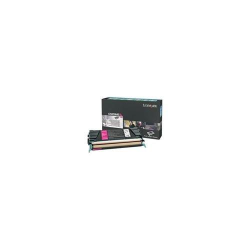 (LEXMARK magenta toner cartridge return program for c520n C5200MS)